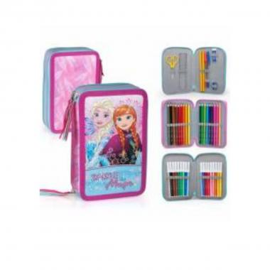 Astuccio 3 zip exclusive frozen