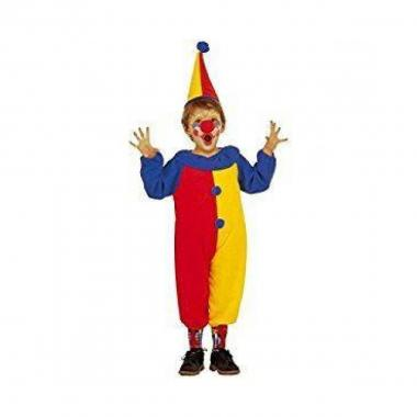 Clown (costume cappello) 104-110/2-3 3-4