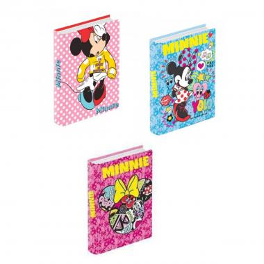 Diario 10 mesi minnie mouse
