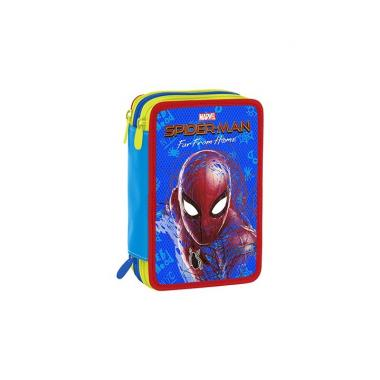 Astuccio 3 zip spiderman far f web head