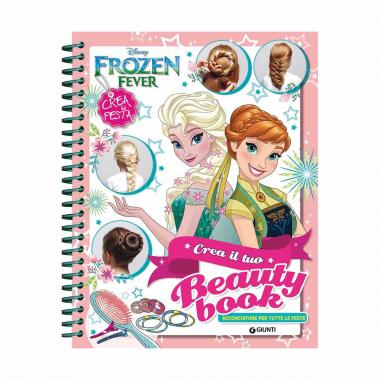 Frozen fever crea il tuo beauty book