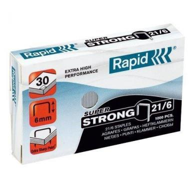 Punti rapid 21/6 super strong
