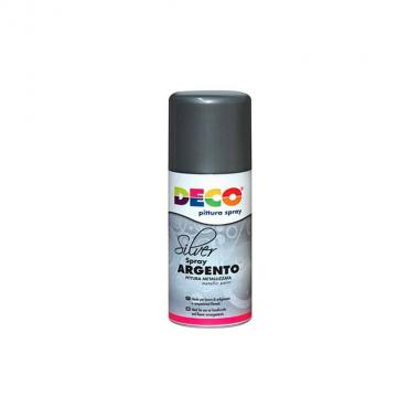 Bombola spray argento ml150