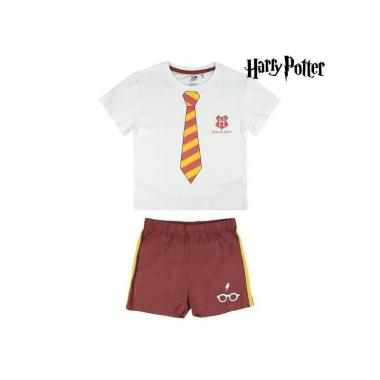 Harry potter completo t-shirt pantaloncino