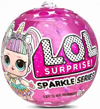LOL SFERA SPARKLE SERIES