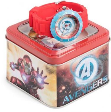 Orologio da polso analogico in box avengers