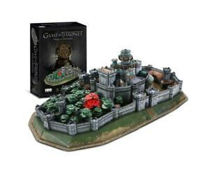 Game of thrones 3d puzzle winderfell - grande inverno