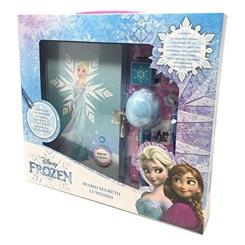 Diario segreto frozen luminoso