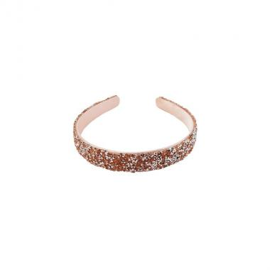 Cerchietto boutique gummy glitter