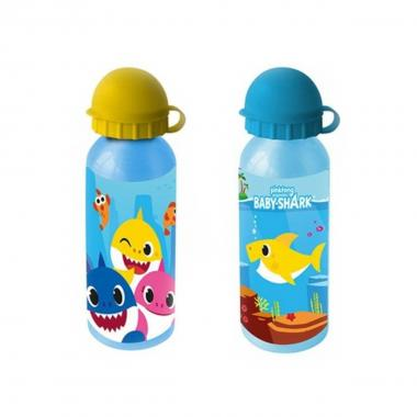 Borraccia allumio 500 ml baby shark