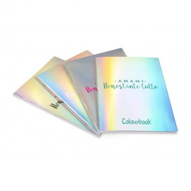 Colourbook maxi quaderno iridescente