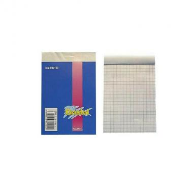 Block notes blasetti 80x120mm 5m